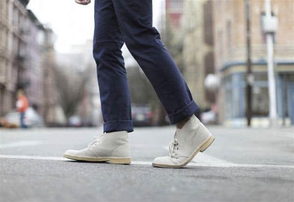 Desert Suede Boots Denim