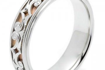 Genesis Diamonds wedding rings for men