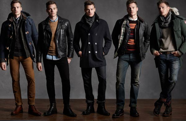 Body Shape How To Dress The Male Body Shape Men Style Fashion