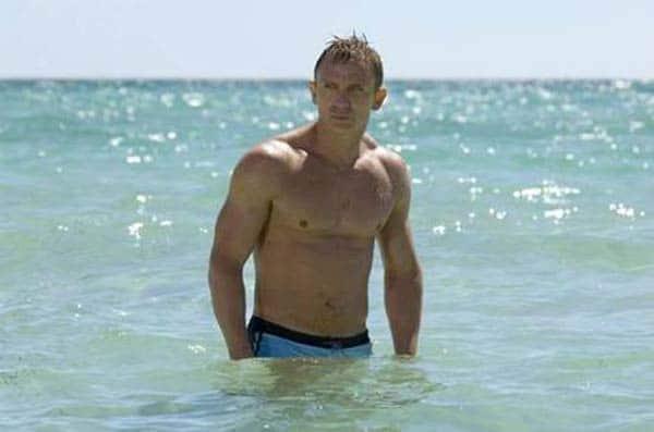 Mesomorph - Daniel Craig Muscle