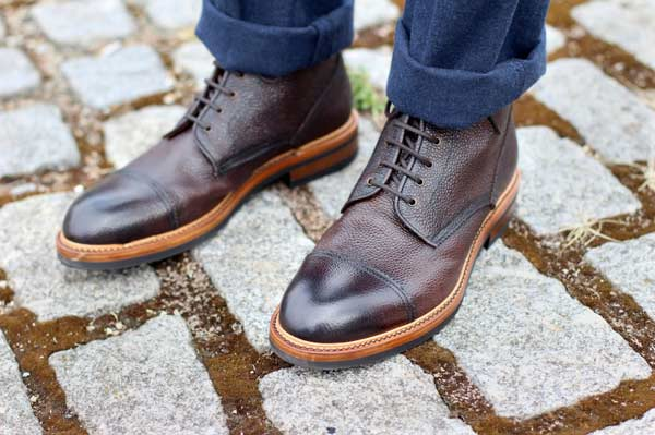 What To Wear On Your First Date leather boots