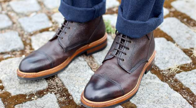 Winter Shoes For Men - Stylish Boots and Brogues