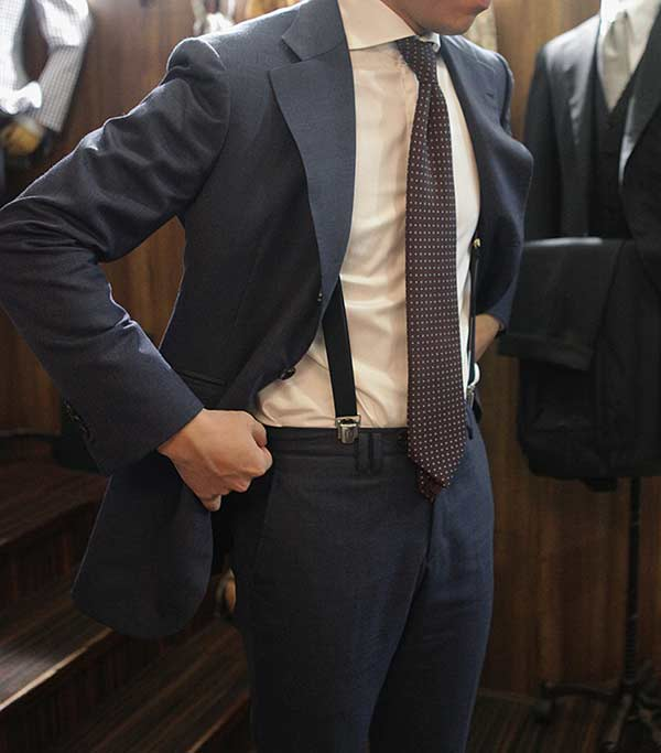 Business Suits for men tailored stich