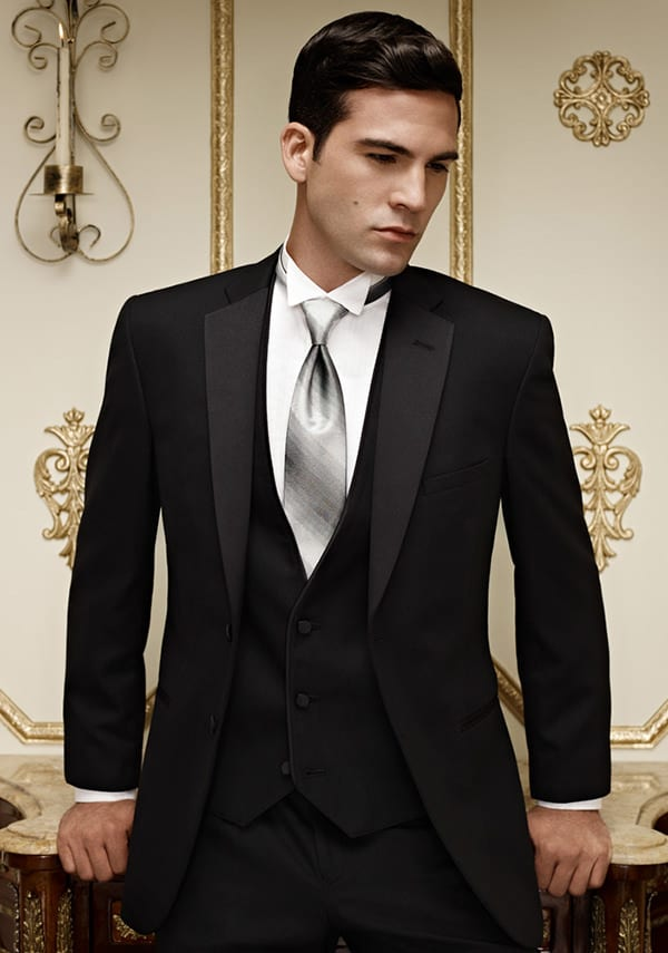 Tuxedo Shirts Which One To Wear Men Style Fashion