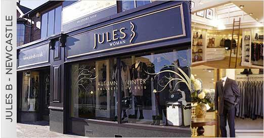 Jules B - Newcastle Store
