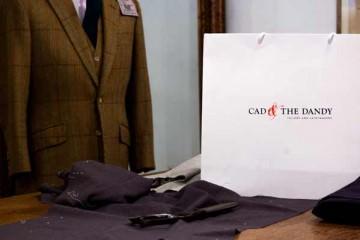 Savile Row Cad & The Dandy