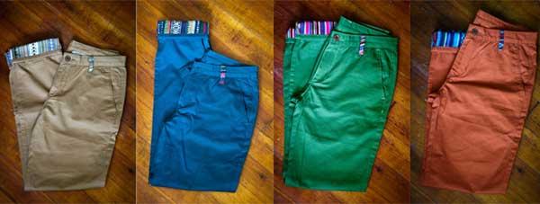 finn apparel - 4 trousers