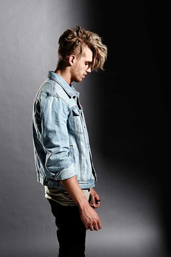 On Trend Hairstyles Hair Extensions For Men
