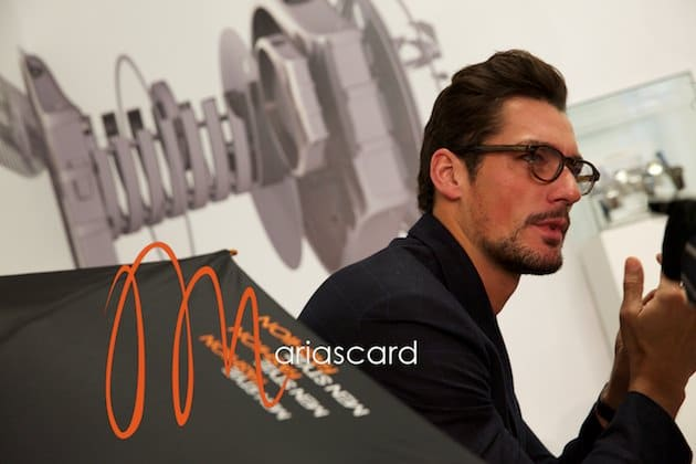 David Gandy - London Collections men 2014