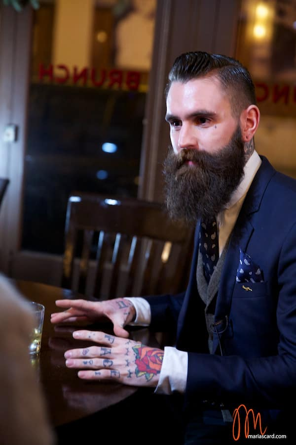 Corporate Fashion Tattoos And The Boardroom Men Style Fashion