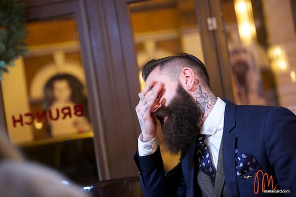 Ricki Hall - His Obsession With Beards & Tattoos