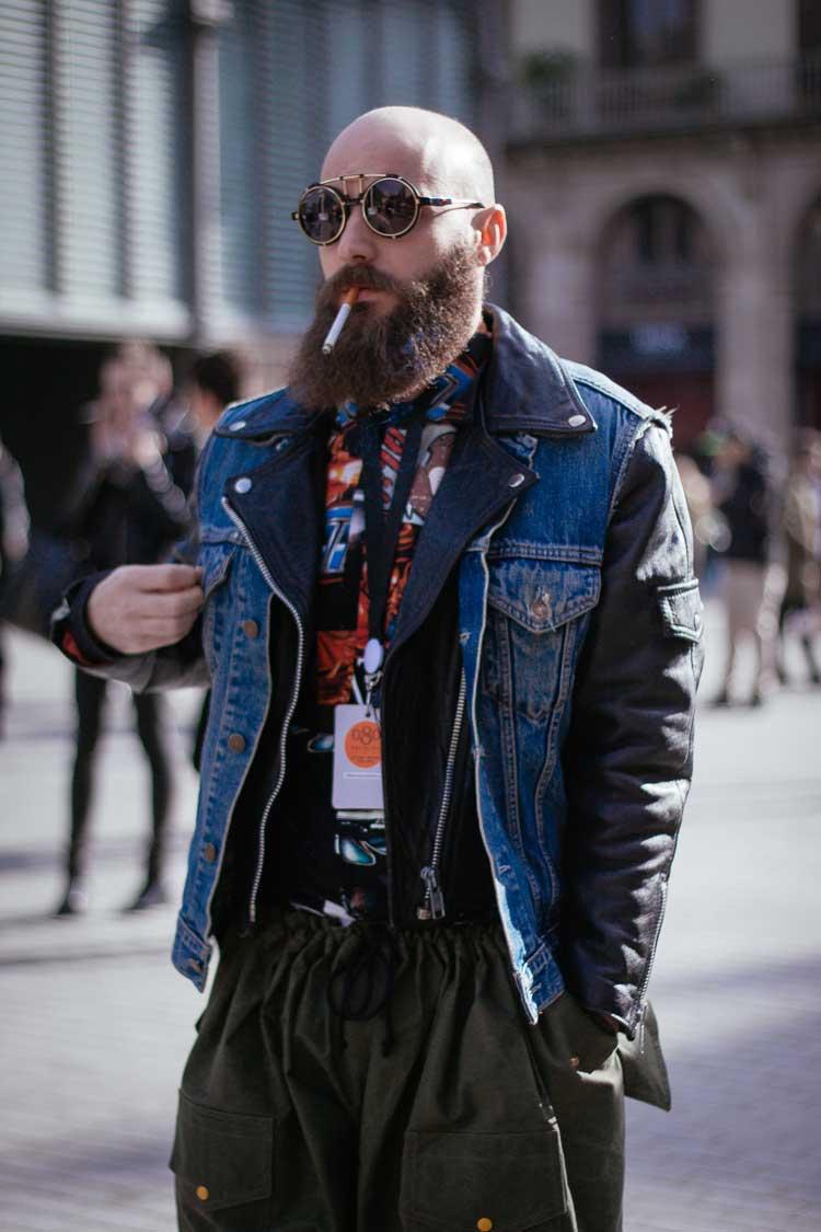 Beard & Moustache Maintenance