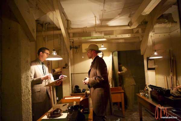 LCM Savile Row War Museum 2014 - MenStyleFashion
