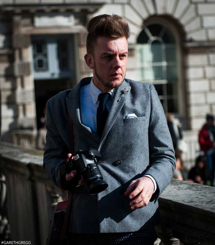 London Fashion Week 2014 - MenStyleFashion Street Photography (25)