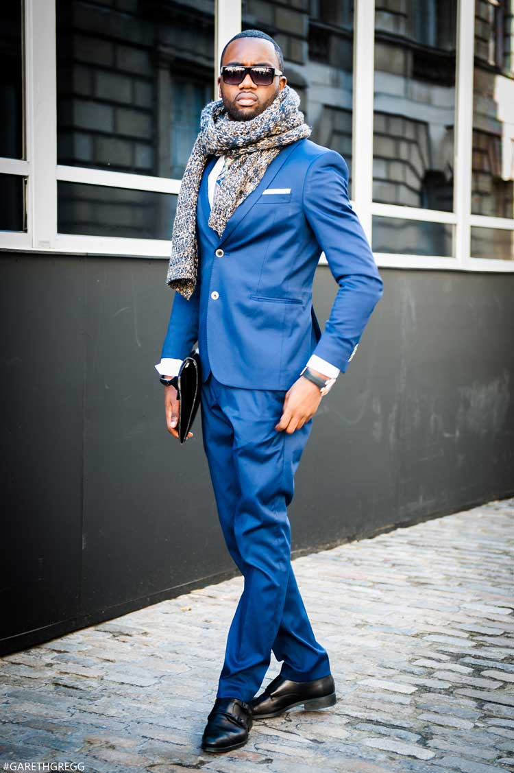 London Fashion Week 2014 - MenStyleFashion Street Photography (33)