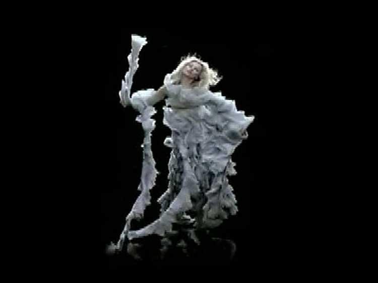 Kate Moss - Hologram 2014