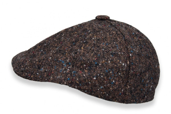 Newsboy Cap - Tweed Wool