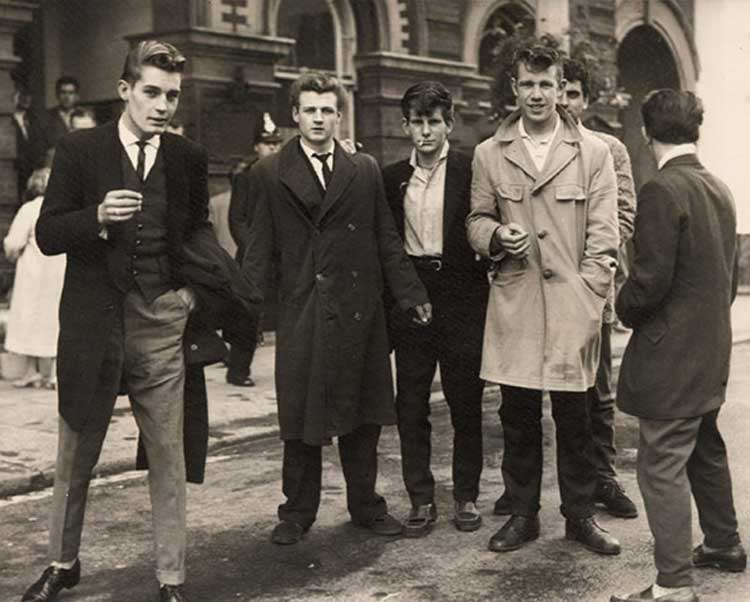 Teddy Boy Look - How To Make It Work