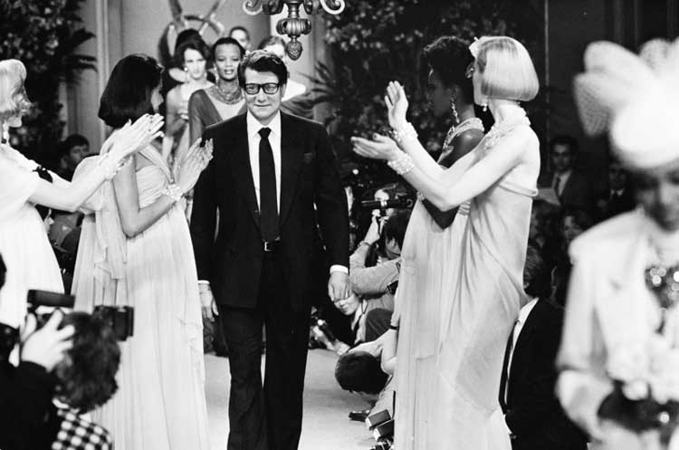 Yves Saint Laurent - How To Incorporate His Style