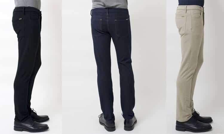 The Smart Jean - Looks of a Jean & Comfort of Sweat Pants