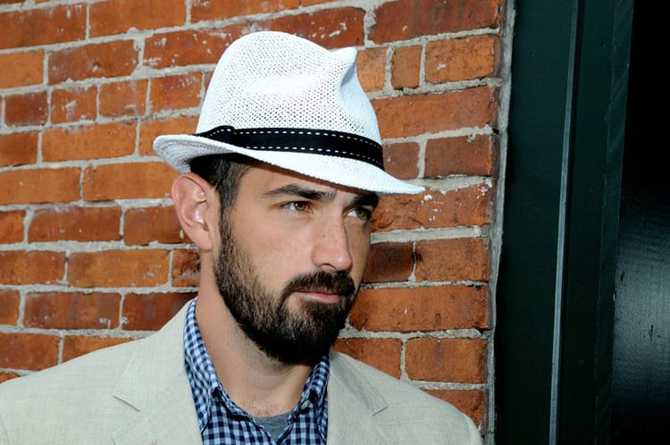 Fedora hat for men summer 2014