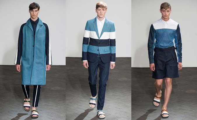 Blocks Of Style - Key Menswear Trend This Season