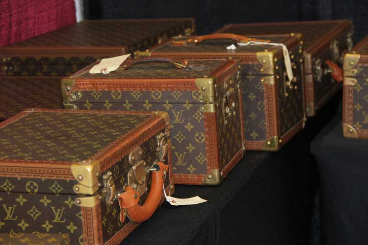 Louis Vuitton Luggage (4)