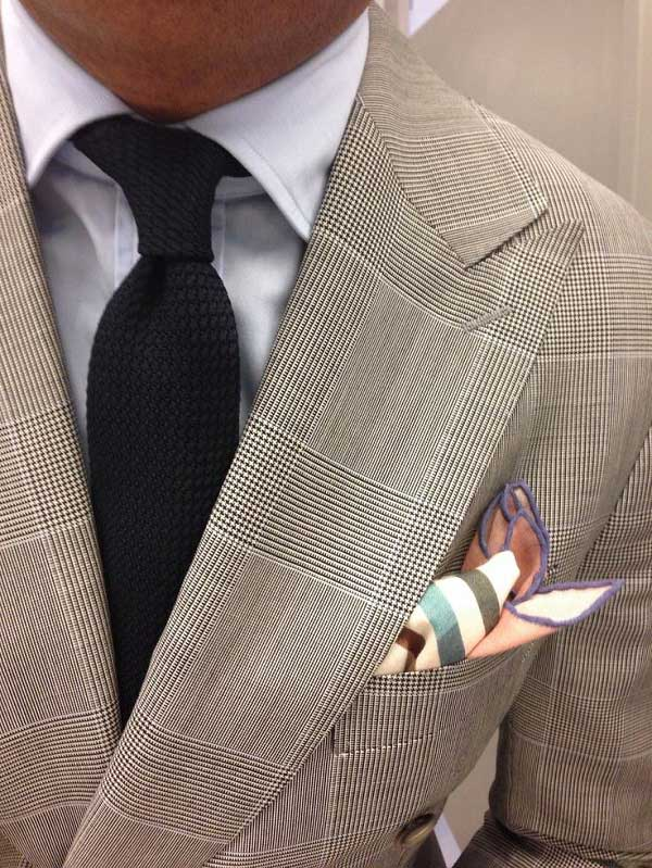 Pocket Square - A Style Guide