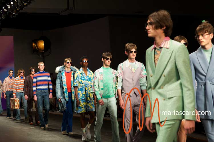 TOPMAN Spring Summer 2015 Collection - 1970's Is Back