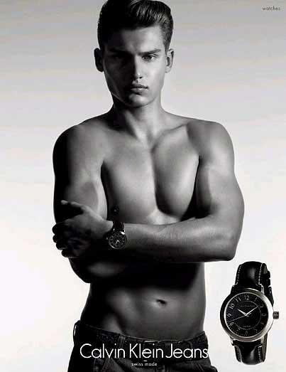 34a84ce155216 The Top Ten Calvin Klein Male Models - Men Style Fashion