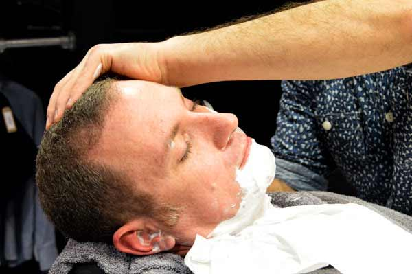 Men's Shaving for Movember
