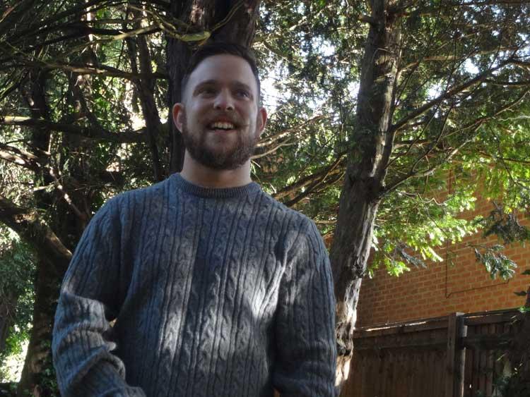Brett Reynolds - Cerebral Palsy  (3)