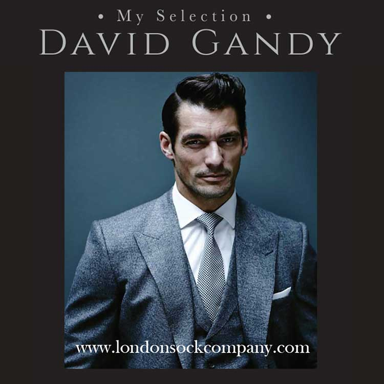 David Gandy London Sock Company