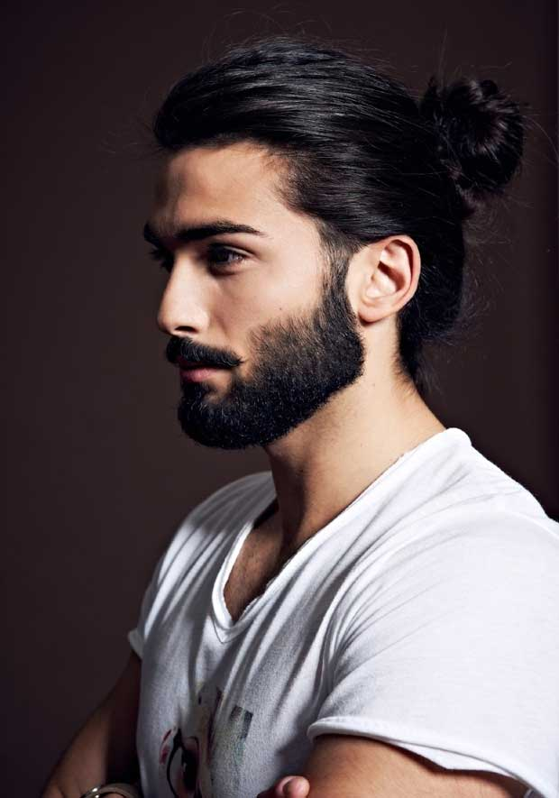 The Fall And Rise Of Long Hair - The Man Bun - Men Style Fashion dbee5fde755