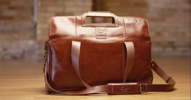 Bros leather supply co - Leather bag