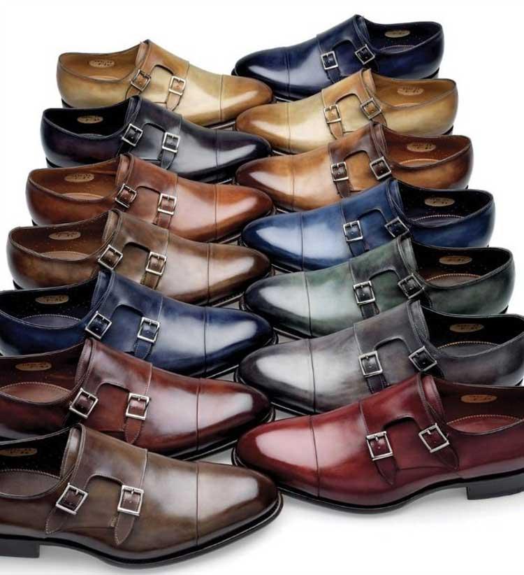 monk a shoe elevate one s ensemble style fashion
