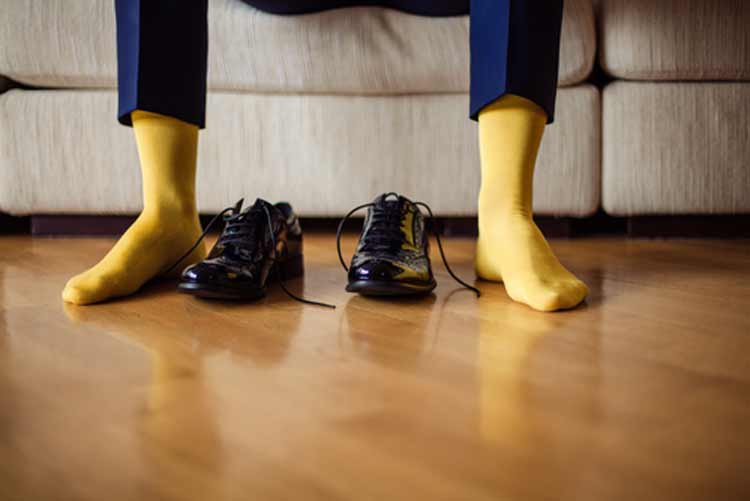 Calf Socks - How To Wear Them shutterstock (1)