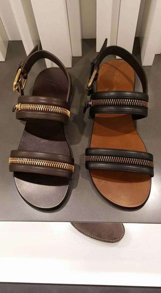 0e60565c14b Men s Sandals - Selfridges London 2015 - Men Style Fashion