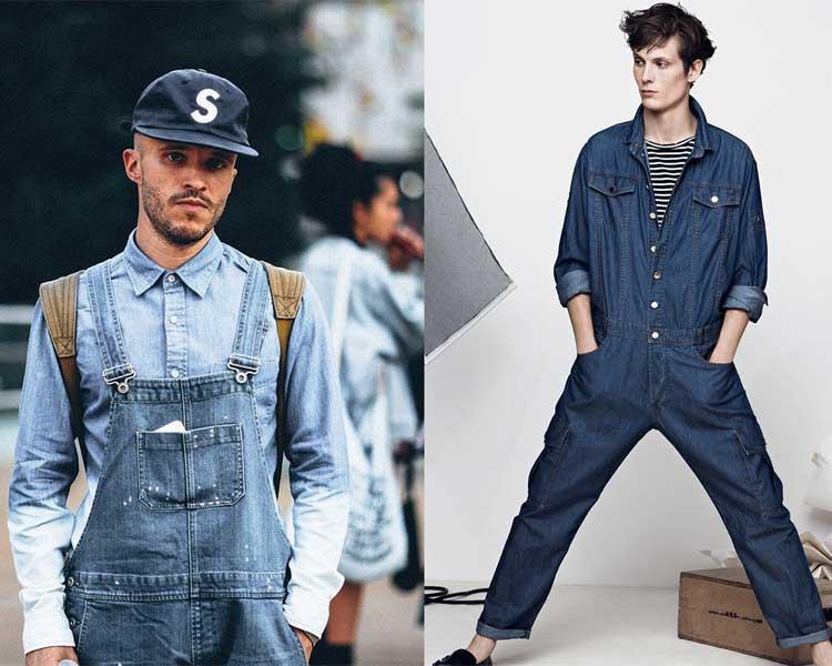 How To Wear Double Denim Men Style Fashion