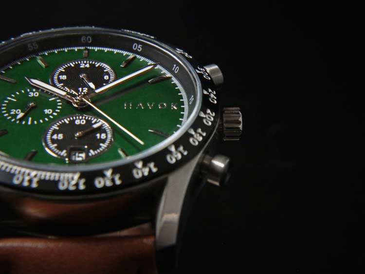 Havok Racer Chronograph - Disrupting Luxury Watches Again