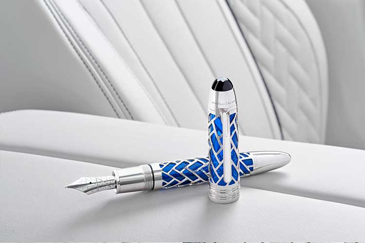 Montblanc for BMW 760 Li - MenStyleFashion