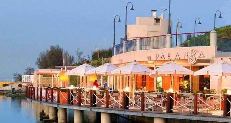 Paranga Restaurant St Julians Malta Eat Fish On The