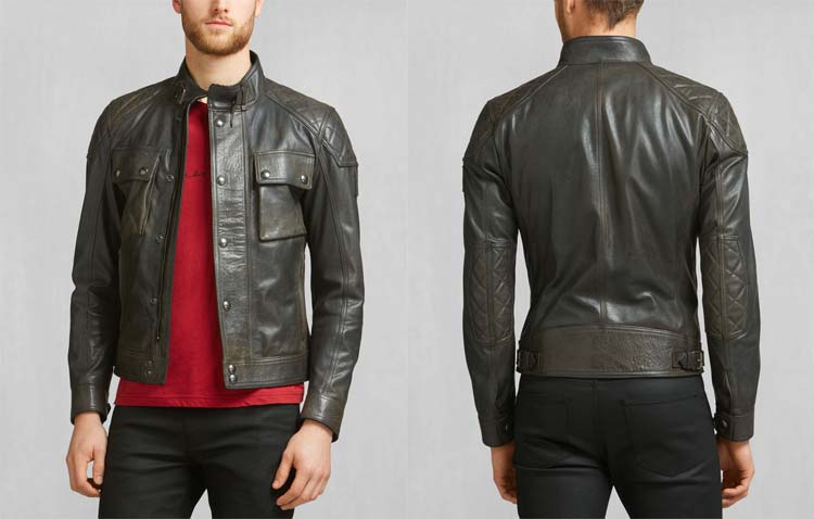 2d5be6aa9944 Belstaff Launches The James Hunt 40th Anniversary Collection - Men ...