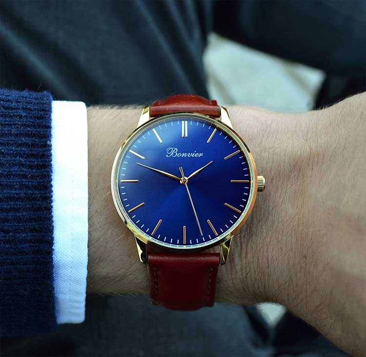 Bonvier Watches - MenStyleFashion
