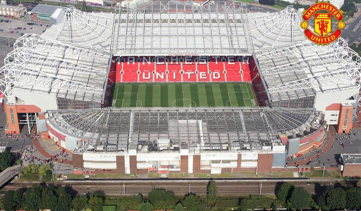 Manchester United Fc Old Trafford Stadium Tour Men Style