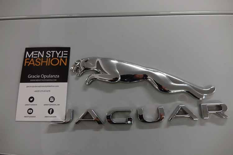 Jaguar Logo - MenStyleFashion business card