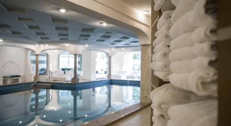 Relais Chateaux Hotel Rosa Alpina Alta Badia Italy Men Style - Hotel and spa rosa alpina