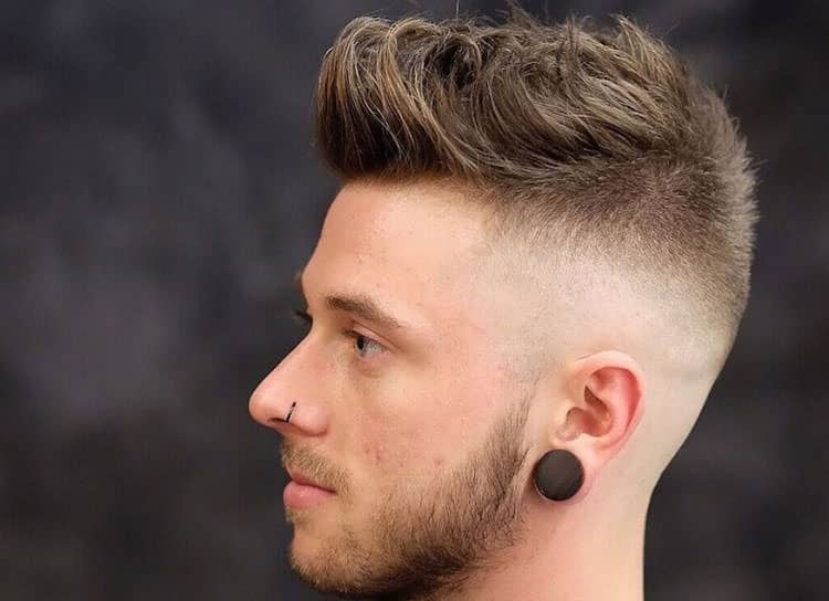 Top 10 Cool Hairstyles For Men - Men Style Fashion