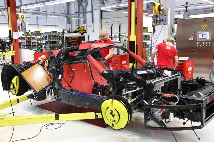 Ferrari LaFerrari 962 Horses Of Funf - Our Driving Review Factory