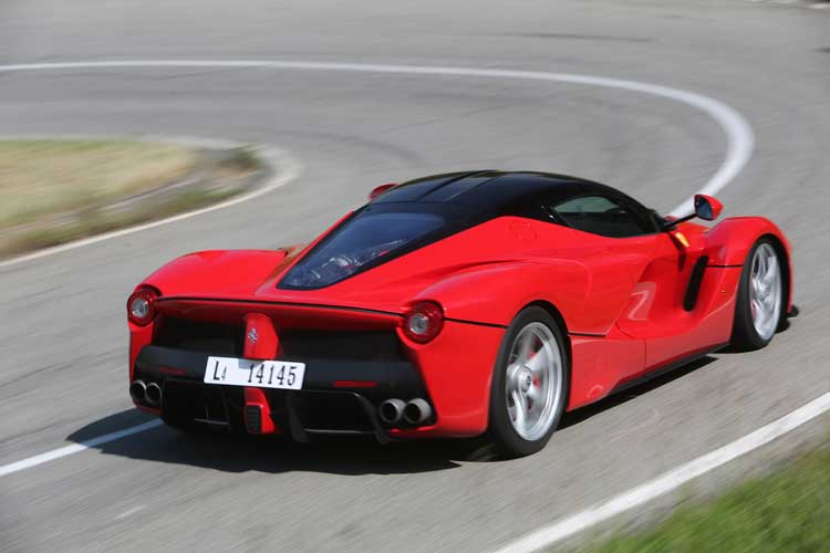 Ferrari LaFerrari 962 Horses Of Funf - Our Driving Review On the track